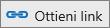 Elenca l'icona Ottieni collegamento