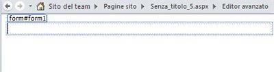 Aggiunta di pagine a SharePoint Designer 2010