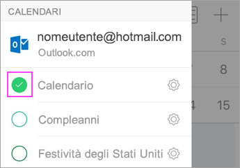 Sincronizzare Calendario Outlook Android.Non E Possibile Sincronizzare Il Calendario E I Contatti Con
