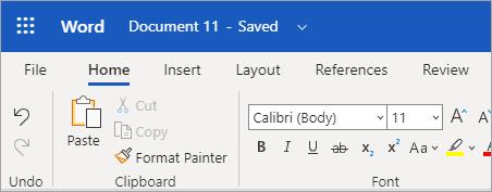 Interfaccia della barra multifunzione originale.