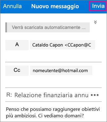 Visualizzatore Crittografia messaggi di Office 365 - Risposta 2