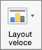 Nella scheda Struttura grafico selezionare Layout rapido