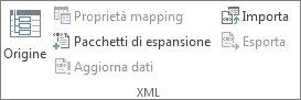 Aggiornare dati in file XML