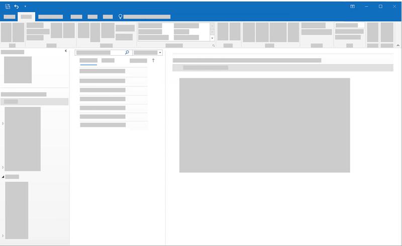 Immagine di Outlook