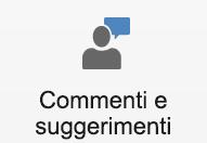Pulsante Invia feedback