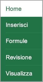 Scheda Formule