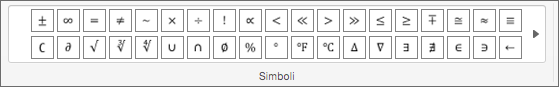 Gruppo Simboli