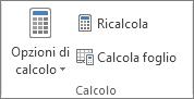 Gruppo Calcolo
