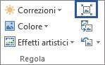Icona Comprimi immagini senza etichetta