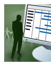 Immagine dell'introduzione a Microsoft Project.