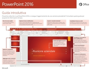 Guida introduttiva di PowerPoint 2016 (Windows)
