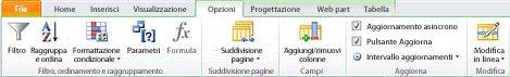 Apertura del sito in SharePoint Designer 2010