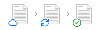 Immagine concettuale di File su richiesta