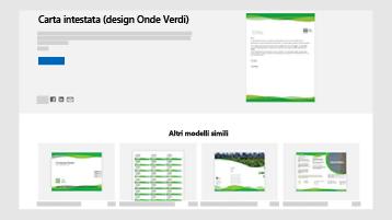 Modelli di documento business in templates.office.com