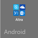 Altre app di Office in Android