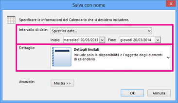 Esportare Calendario Outlook.Esportazione Di Un Calendario Di Outlook In Google Calendar