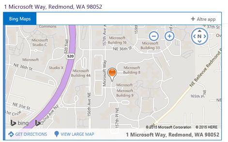 Mappa Bing