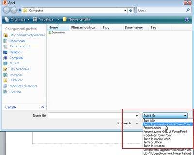 Modulo di InfoPath connesso a un database di Access