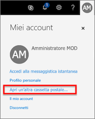 account Office 365