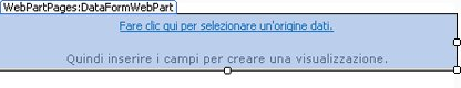 Sito aperto in SharePoint Designer 2010