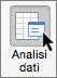 """Schermata della barra degli strumenti nella pagina Persone di Outlook, con un callout per il comando """"Nuovo""""."""