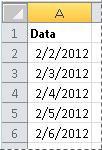 Date convertite