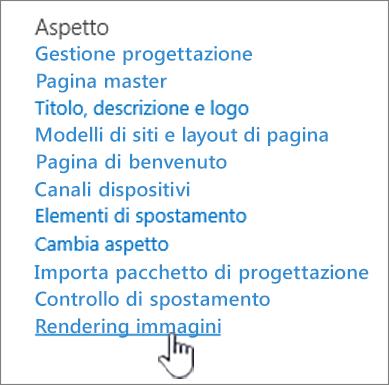 Immagine della barra multifunzione di Word