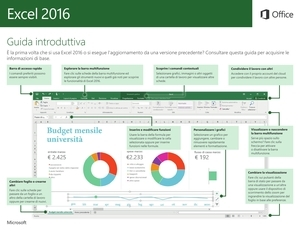 Guida introduttiva di Excel 2016 (Windows)