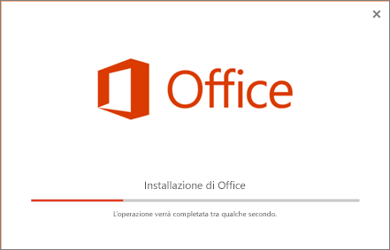 Il programma di installazione di Office apparentemente installa Office, ma in realtà sta installando solo Skype for Business.
