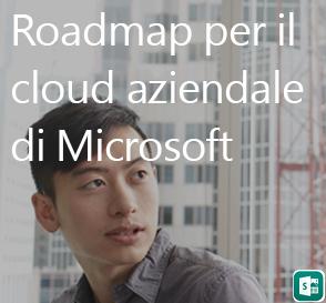 Roadmap per il cloud aziendale