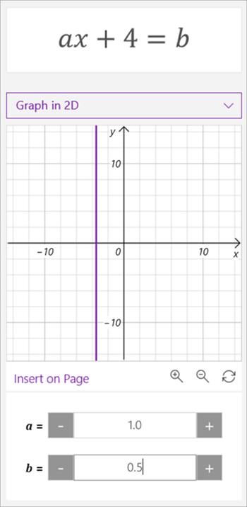 数式は 3x-2=5 を読み取ります。
