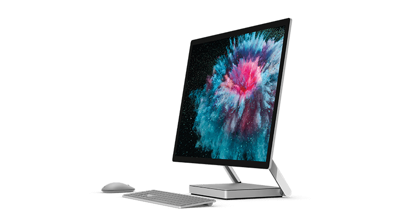 Surface Studio 2 デバイスの写真