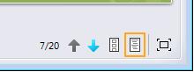 [発表者のノートを表示] ボタン
