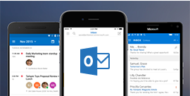 iOS 版 Outlook