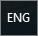 英語キーボード インジケーター