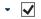 Web パーツの編集の下向き矢印