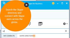 検索ボックスに名前の初めの部分を入力するとポップアップ表示されるヒント