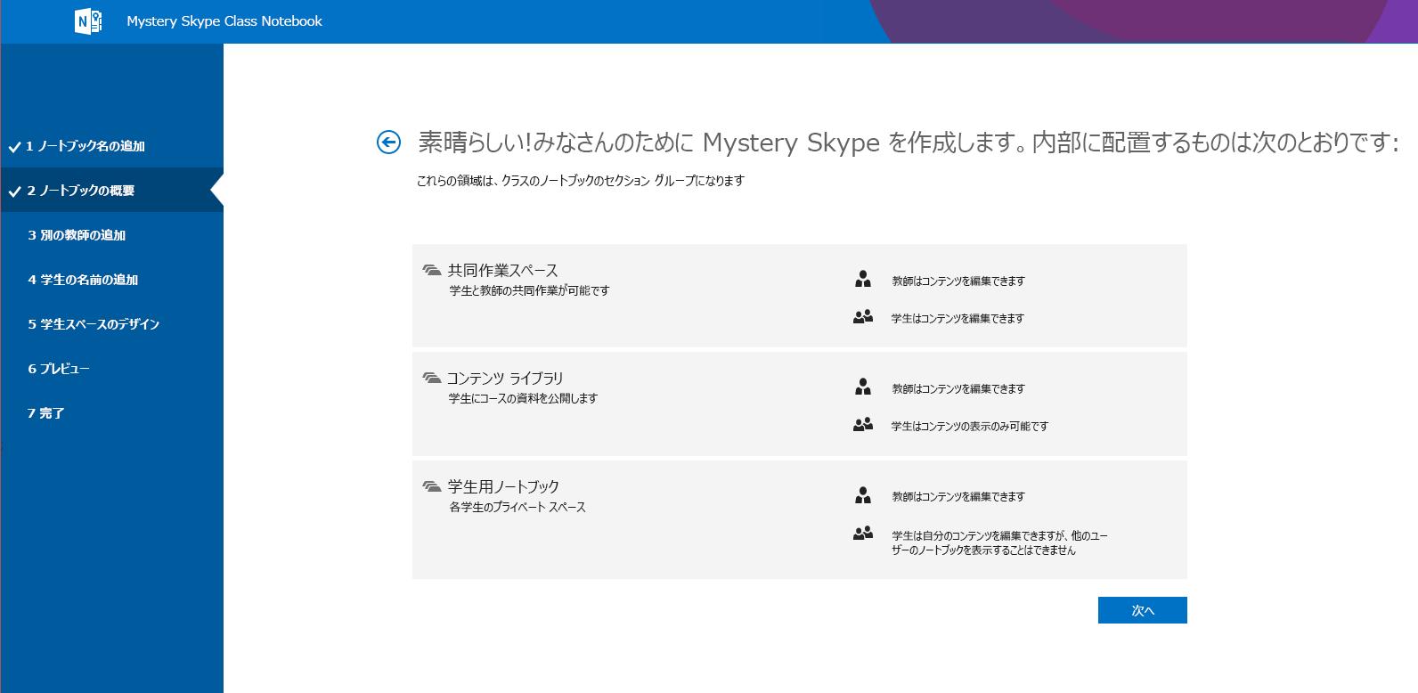 Mystery Skype の概要
