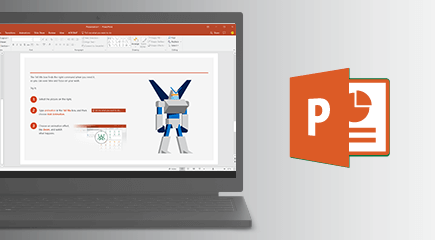 powerpoint for windows のトレーニング office サポート