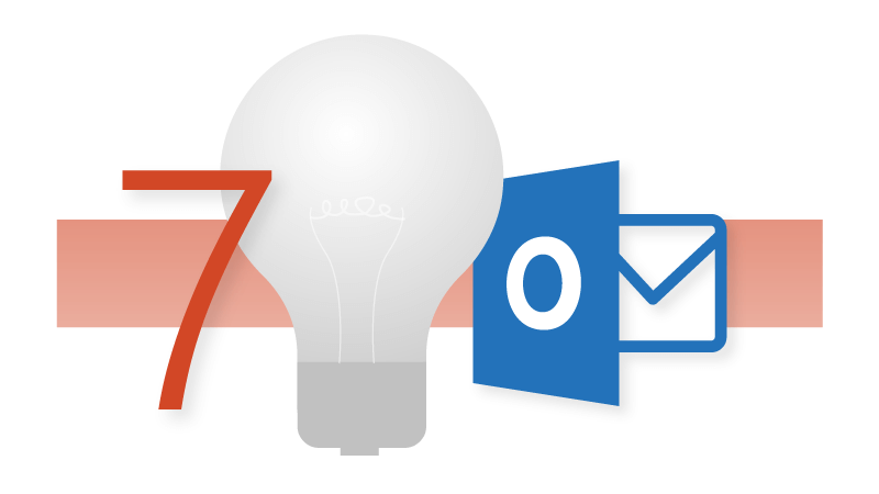 Outlook に関する 7 つのヒント