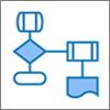 ソフトウェア開発のライフ サイクル図