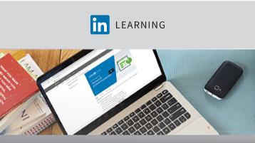 LinkedIn ラーニングのトレーニング コース