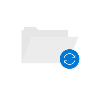 ファイルのクラウドへの保存を計画する