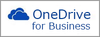 OneDrive for Business のアイコン