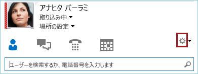 [オプション] ホイールのスクリーン ショット