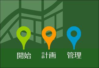 プロジェクトのロード マップ