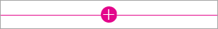 ページに Web パーツを追加するためのプラス記号