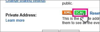 google күнтізбесі - жеке интернет күнтізбесін жасау