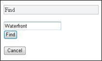 Excel 모바일 뷰어의 찾기