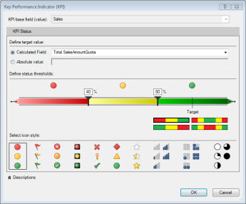 PowerPivot의 KPI